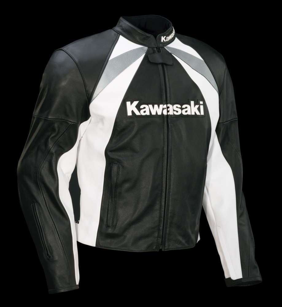 blouson cuir kawasaki moto magasin kawasaki. Black Bedroom Furniture Sets. Home Design Ideas