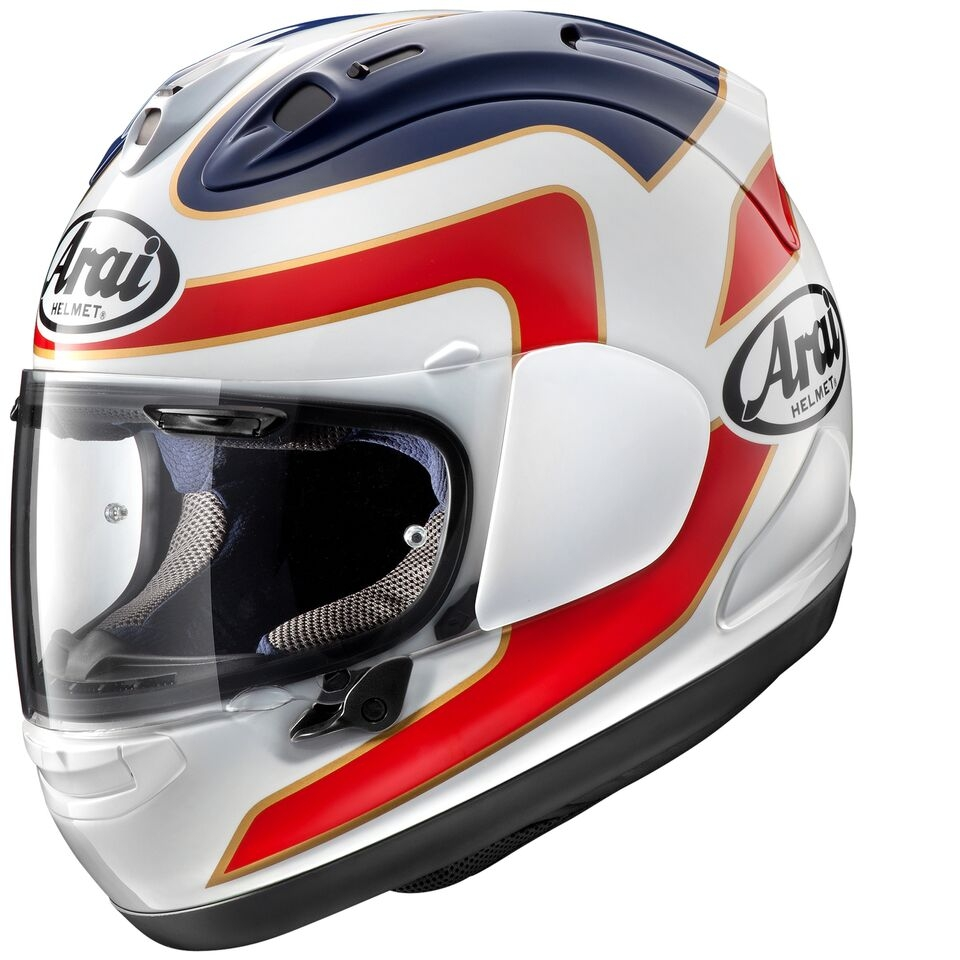 casque arai rx7 v replica spencer 30th 2016 arai moto magasin arai. Black Bedroom Furniture Sets. Home Design Ideas