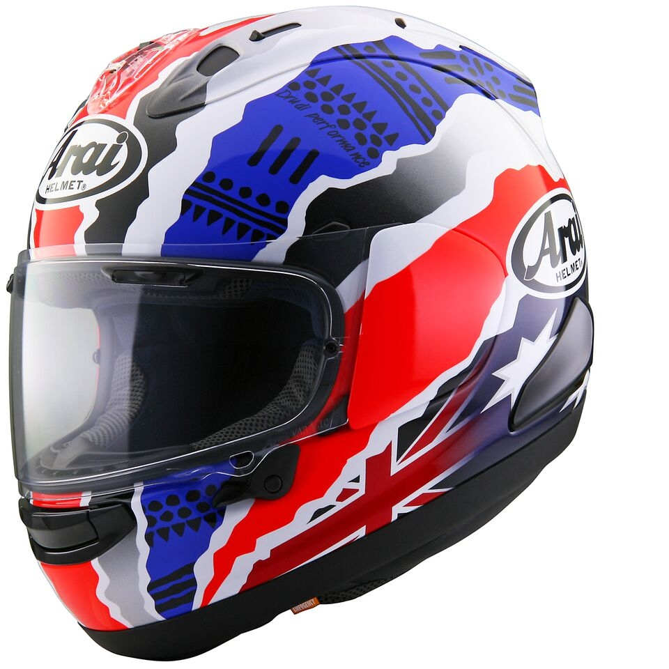 casque arai rx7 v replica doohan jubilee 2016 arai moto magasin arai. Black Bedroom Furniture Sets. Home Design Ideas
