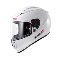 Casque FF 323 Solid White LS2