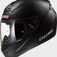 Casque FF 352 Solid Matt Black LS2