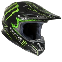 Casque Rpha X Nate Adams Monster MC5 Hjc