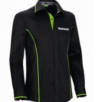 CHEMISE SPORT 3 MANCHES LONGUES HOMME Kawasaki