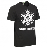 T-SHIRT MANCHES COURTES KRT WINTER TEST Kawasaki