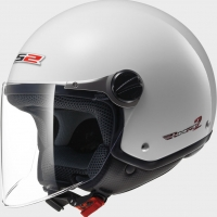 Casque OFF 560 Solid White LS2