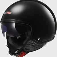 Casque OFF 561 Solid Black LS2