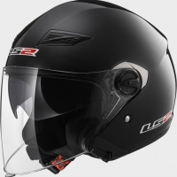 Casque OFF 569 Solid Black LS2