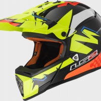 Casque MX437 REPLICA Isaac Vinales LS2