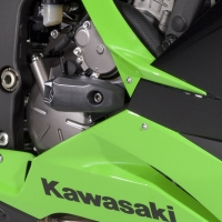 Patins De Protection Ninja Zx636r 13/15 Kawasaki