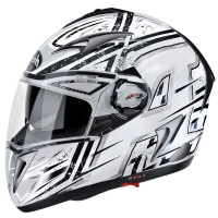 Casque Airoh Force Xr Speedway Blanc Airoh