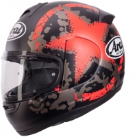 Casque ARAI AXCES-II COMET RED 2016 Arai
