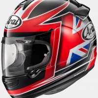 Casque ARAI CHASER-V FLAG UK 2016 Arai