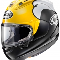 Casque ARAI RX7-V REPLICA KENNY ROBERTS YELLOW 2016 Arai