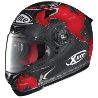 Casque X802RR Carbon C-Checca 1 XLITE