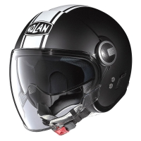 Casque N21 Duetto Flat Black 7 Nolan