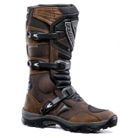 Bottes Mx Adventure Marron Quad Forma
