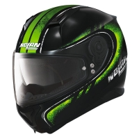 Casque N87 Fulgor Metal Black 22 Nolan