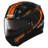 Casque N87 Fulgor Metal Black 23 Nolan
