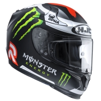 Casque Rpha 10 Plus Lorenzo Replica III Mc1sf Hjc