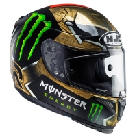 Casque Rpha 10 Plus Sparteon Mc1sf Hjc