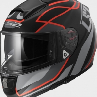 Casque FF 397 Vector Vantage Red LS2