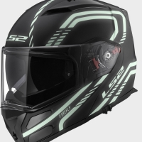 Casque FF 324 Metro Firefly LS2