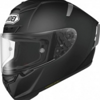 Casque X-spirit III Matt Black Shoei