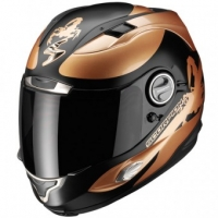 Casque Scorpion EXO 1000 Sublim Noir/Bronze Scorpion
