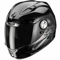 Casque Scorpion EXO 1000 Air Phantom Noir Cameleon Scorpion
