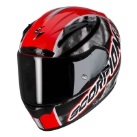 CASQUE EXO-2000 AIR Sidewall rouge Scorpion