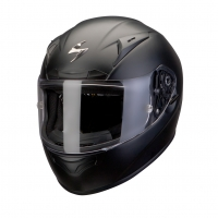 Casque Scorpion EXO 2000 Solid Noir Matt Scorpion