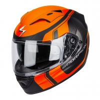 Casque Scorpion EXO 1200 Stream Tour Orange Scorpion