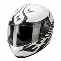 Casque Scorpion Exo-500 Air Blade Blanc Nacré Scorpion