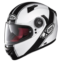 Casque X661 Vinty Metal White 23 XLITE