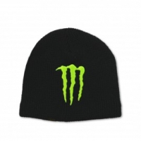 Bonnet Sponsor Black Monster Vr46 Monster