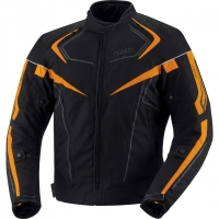 Blouson Rodger Noir Orange IXS