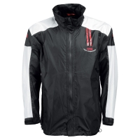 Veste Waterford Noir Blanc IXS