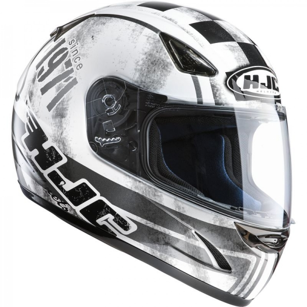 Casque HJC CS-14 Check 71 MC5 Hjc