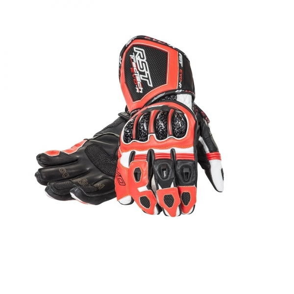 Gants Racing Tractech Evo Race Rouge RST