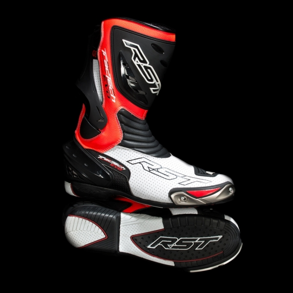 Bottes Racing Tractech Evo Rouge RST