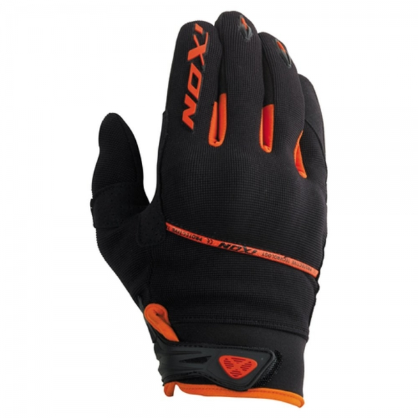 Gants Rs Lift Hp Noir Orange Ixon