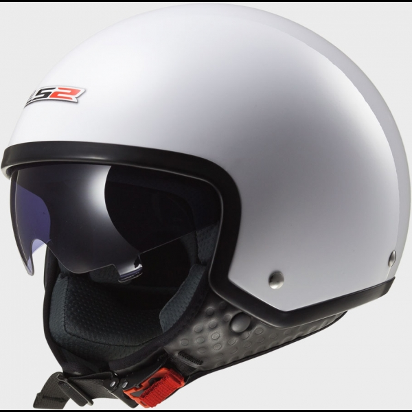 Casque OFF 561 Solid White LS2