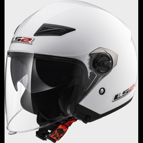 Casque OFF 569 Solid White LS2