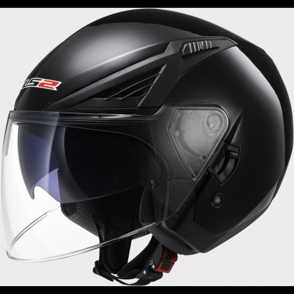 Casque OFF 586 Solid Black LS2