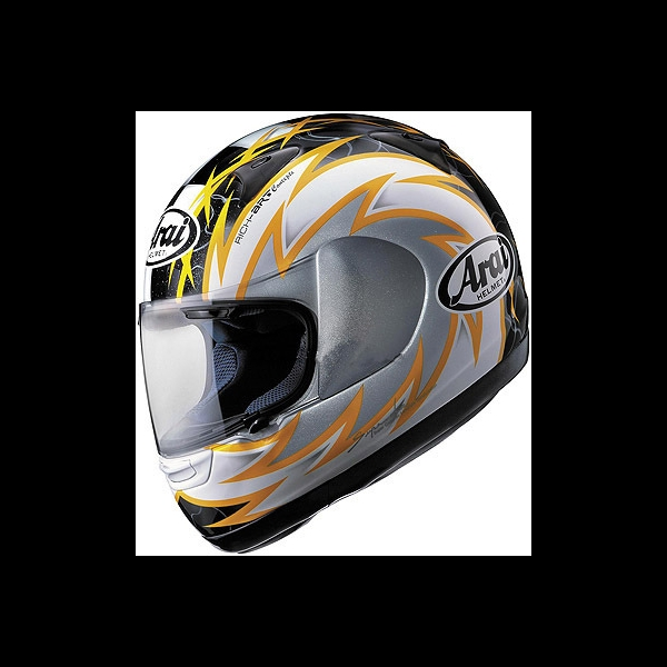 Casque Arai Condor Voltage Yellow Arai