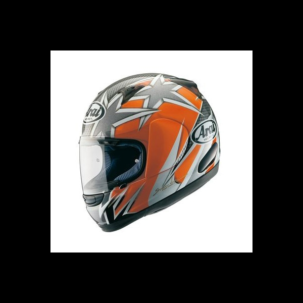 Casque Integral Viper Gt Freedom Orange Arai