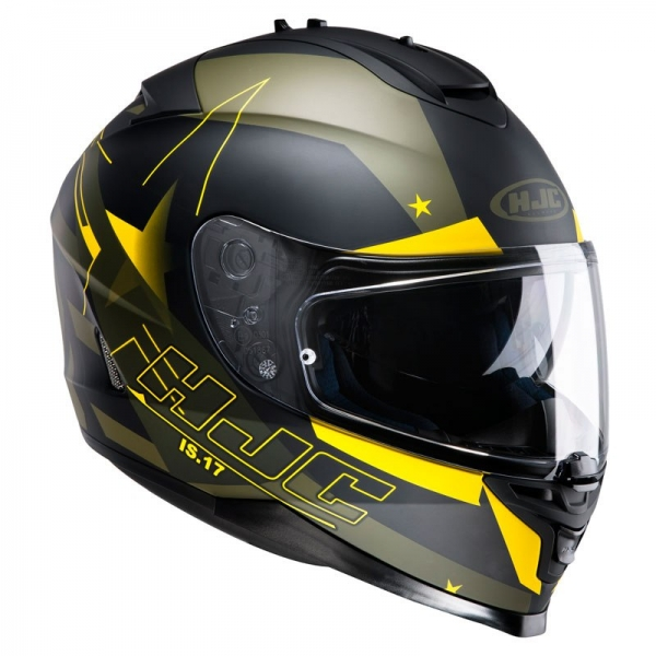 Casque Is17 Armada Mc3f Hjc