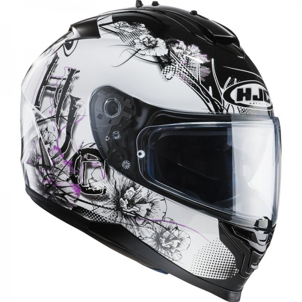 Casque Is17 Barbwire Mc31 Hjc