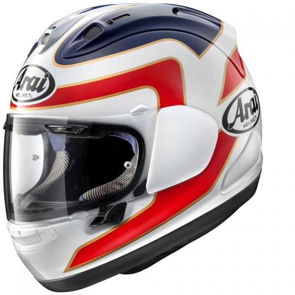 Casque ARAI RX7-V REPLICA SPENCER 30TH 2016 Arai
