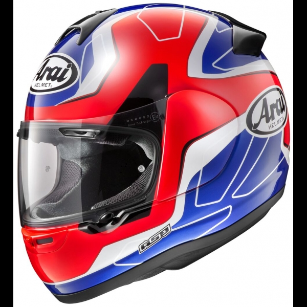 Casque ARAI AXCES-II FLOW BLUE 2016 Arai